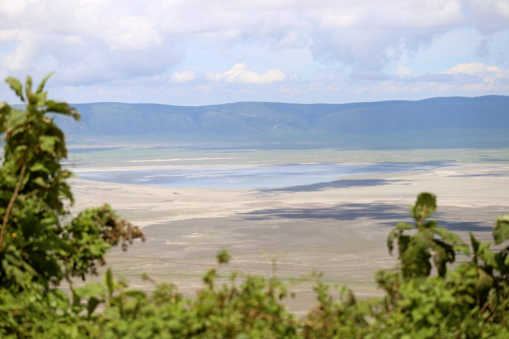 Ngorongoro Crater, photo by Brandy Little