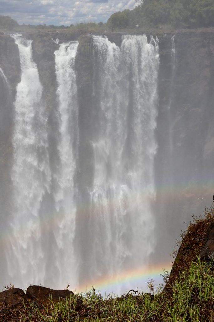 Victoria Falls photo by Brandy Little