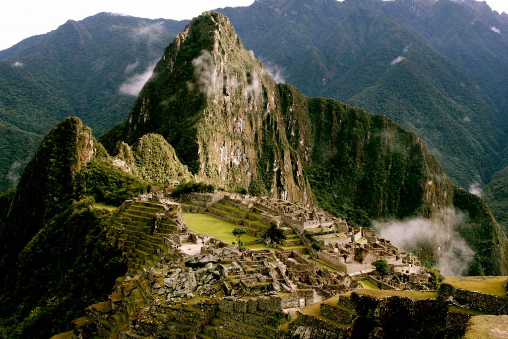 Machu Picchu. Photo by Brandy Little.