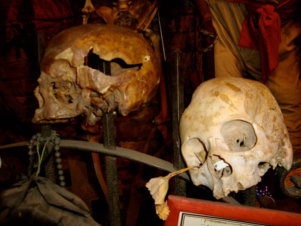Voodoo Museum in New Orleans photo by Brandy Little