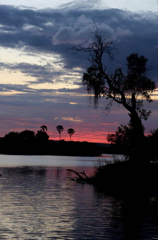 Zambezi River photo by Brandy Little