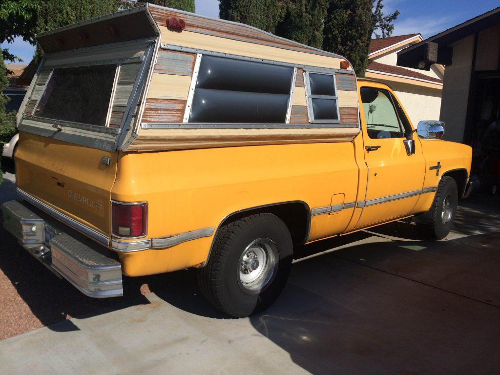 Rich Little's famous truck. Photo by Brandy Little.