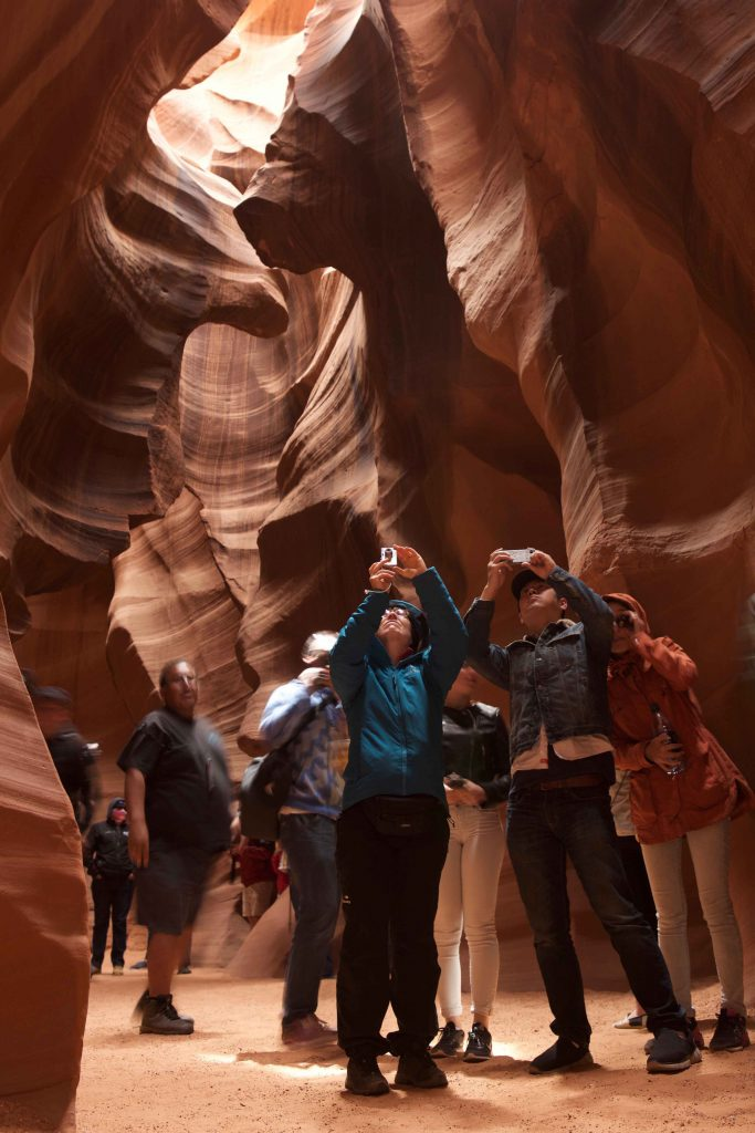 Antelope Canyon Photo by Brandy Little